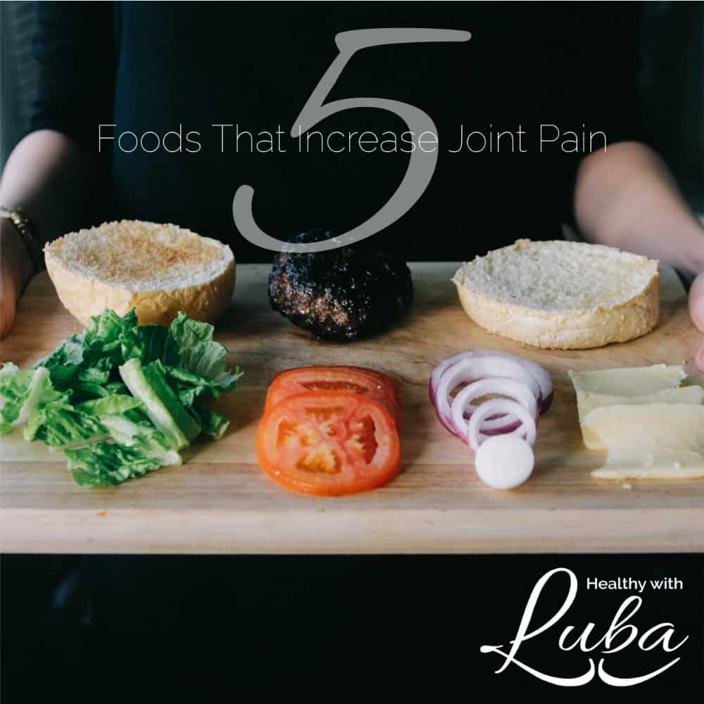 5 Foods That Increase Joint Pain #arthritis #pain #oldage