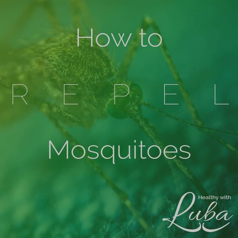 How to Repel Mosquitoes