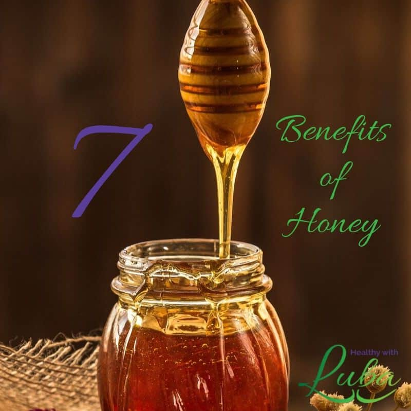 7 Benefits of Honey