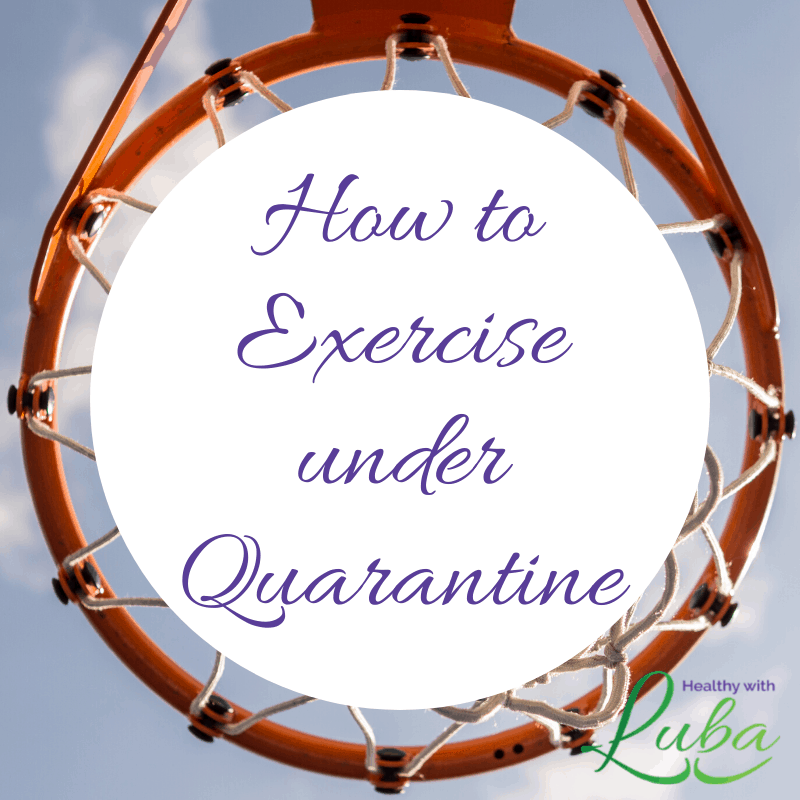 How to Exercise When You Are under Quarantine