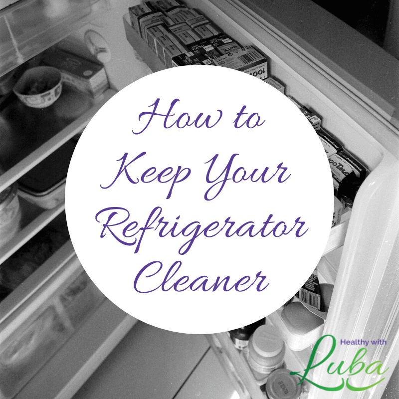 How to Keep Your Refrigerator Cleaner