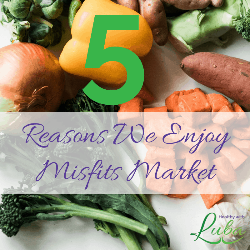 5 Reasons We Enjoy Misfits Market